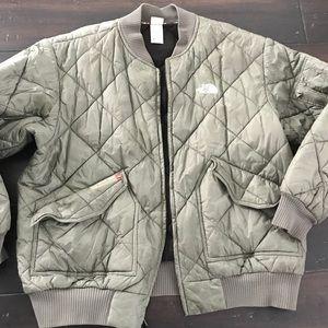 Men's North Face Jacket (Bomber)